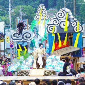 Festivals Nearby Tokyo - Nasukarasuyama Yamaage Festival
