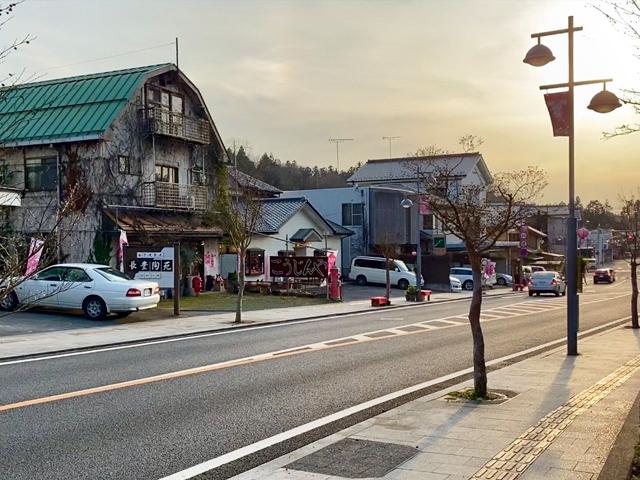 Jyonaizaka in Mashiko