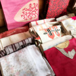 Kimono shop in Kiryu City