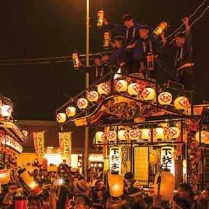 Kanuma Autumn Festival (UNSCO World Heritage)