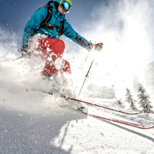 Enjoy Skiing in the mountains - sports and wellness activities near Tokyo