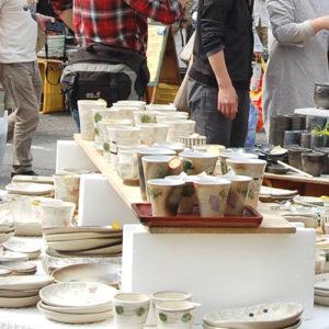 Mashiko Spring Pottery Fair