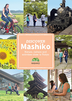 Download Discover Mashiko Brochure