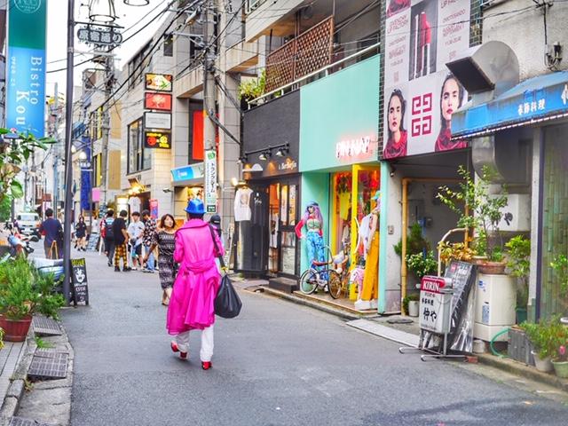 Visit Takeshita Street in Harajyuku, Tokyo