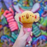 Visiting Harajuku And Eating Cute Animal Themed Ice Cream