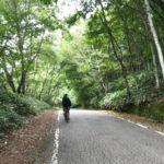 Cycling around Akagi area