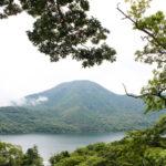Lake Onuma in Akagi area